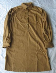 WW2 German SS Brown Shirt